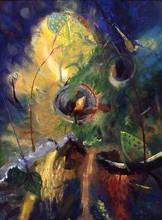 Jacanamijoy me indican también que los despertares no tienen que venir solo despues de la noche, en el día y en la noche los sentidos por sí solos sin aguzarlos nos pueden brindar ráfagas inasibles, para creerlas tan asibles como el camino de una luz o como la ruta de un color. Wild Hunt, Image Collection, The Darkest, Wilde, Paintings, The World, Colors, Drive Way, Night