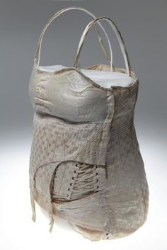 Woman's Maternity Corset | collections.mohistory.org