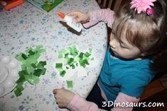 St Patrick's Day Crafts   3 Dinosaurs
