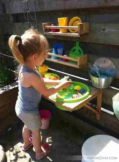 Дача для детей - 45 идей как сделать дачу интересной для ребенка    #дача #дети #игры Красота