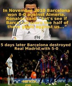 Eat your words! Football Is Life, World Football, Messi Vs Ronaldo, Messi 10, Messi Soccer, Nike Soccer, Funny Football Memes, Cr7 Junior, Lionel Messi Barcelona