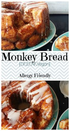 Most requested treat from my kids....Monkey Bread we ALL can eat! Dairy, Egg & Nut free, Vegan friendly too.
