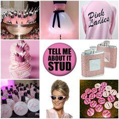 Aisle Perfect: Inspiration: Pink Ladies Bachelorette