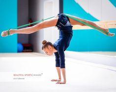 Aleksandra Soldatova (Russia), backstage World Cup (Baku) 2017