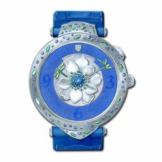 See the Christophe Claret Magicaflore - Only Watch watch - Movement : Self-winding mechanical - Luxury Watches, Unique Watches, Lady, Womens Fashion, Auction, Accessories, Watches, Fancy Watches, Women's Fashion