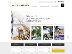 Luxe Patrimoine designed by Anais Calmon. the global community for designers and creative professionals. Highlands Ranch, Going Away, Bournemouth, Peterborough, Saint Charles, San Luis Obispo, Salt Lake City, Show And Tell, Tucson