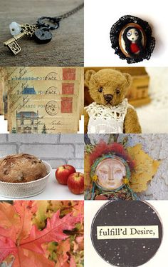 The Fall of the House of Usher by Mammabook on Etsy--Pinned with TreasuryPin.com