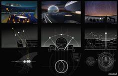 Ennead Tapped to Design Shanghai Planetarium,Instruments Diagram . Image © Thomas Wong / Ennead Architects