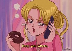 "hanavbara: """" it's october so mean girls as a anime 💋💄💖✨ "" "" Anime Shop, 90 Anime, Kawaii Anime, Anime Girls, Sailor Moon Aesthetic, Aesthetic Art, Aesthetic Anime, Aesthetic Vintage, Aesthetic Pictures"
