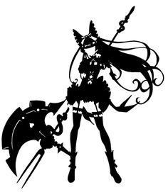 "Рори Меркури (""Gate: Jieitai Kano Chi nite, Kaku Tatakaeri"") Rory Mercury, Manga, Warrior Girl, Best Waifu, Sci Fi Fantasy, Gate, Anime Art, The Creator, Kawaii"