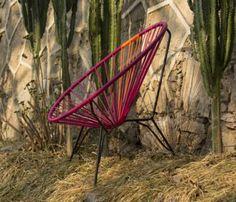 Daiquiri Handmade Chair