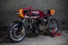 Ducati 900 Darmah Custom Racer