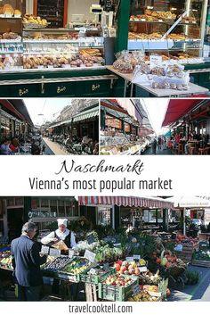 Naschmarkt in Vienna | Travel Cook Tell