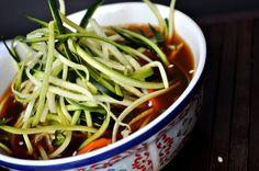 Cleansing Ramen Soup {vegan, gluten free}