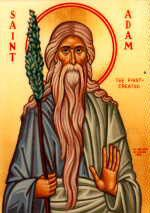 St. Adam - Hermit and abbot, a native of Fermo, Italy, where he began a severe life of recollection in a cave on the slopes of Mount Vissiano