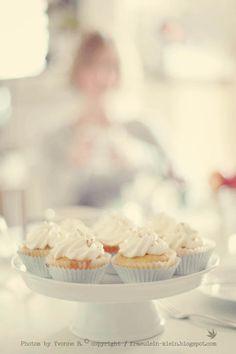 Fräulein Klein - Apfel-Zimt-cupcakes