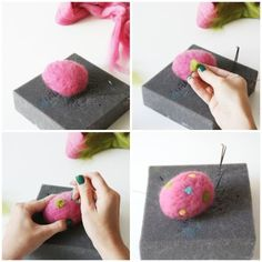 needle felting easter - Google-søk