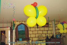 Decoración Fiesta Dora www.happy-occasions.com