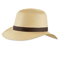 Just found this Panama Straw Hat - Packable Panama Hat -- Orvis on Orvis.com!