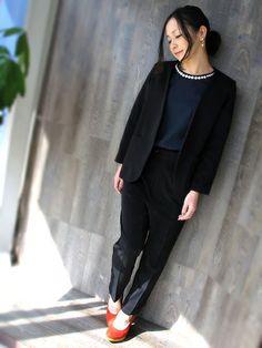 入園式・卒園式におすすめのママの服装画像12 Graduation, Normcore, Style, Fashion, Swag, Moda, Fashion Styles, Moving On, Fashion Illustrations