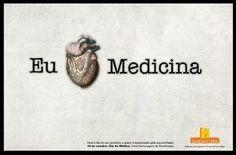 Amo a Medicina.