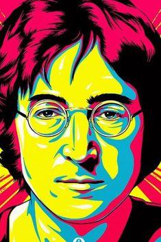 New Pop Art Portraits Drawings Andy Warhol Ideas Art And Illustration, Comic Cat, Wallpaper Bonitos, Beatles Poster, Posca Art, Kunst Online, Online Art, Pop Art Portraits, Comic Kunst