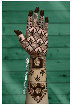 Latest Simple Mehndi Designs, Floral Henna Designs, Back Hand Mehndi Designs, Stylish Mehndi Designs, Full Hand Mehndi Designs, Mehndi Designs Book, Wedding Mehndi Designs, Latest Mehndi Designs, Mahendi Designs Simple