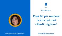 Siamo tutti brand: intervista a Paola Devescovi #personalbranding