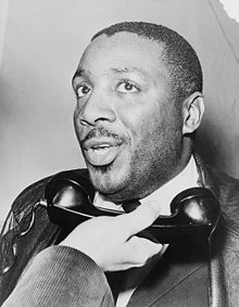 Dick Gregory unsuccessfully ran for President of the United States in 1968 as a write-in candidate of the Freedom and Peace Party, which had broken off from the Peace and Freedom Party. He garnered 47,097 votes (including one from Hunter S. Thompson) with fellow activist Mark Lane as his running mate in some states, David Frost in others, and Dr. Benjamin Spock in Virginia and Pennsylvania garnering more than the party he had left. Dick Gregory in 1965.