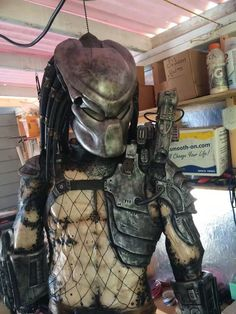 Full Predator suit by Aliens-FX