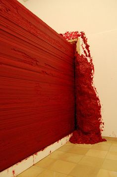 Anish Kapoor. I like it, what is it?