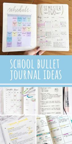 Creative School Bullet Journal Layouts {to help you stay on top of your study game!} Loving these study bullet journal ideas for school!Loving these study bullet journal ideas for school! Bullet Journal Tracker, Bullet Journal Wishlist, Daily Bullet Journal, Bullet Journal School, Bullet Journal Spread, Bullet Journal For College Students, Bullet Journals, Bullet Journal Contents, Bullet Journal Font