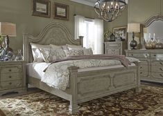 Grand Estates Bedroom Set