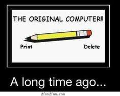 The original computer!