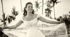 Happy #bride @Patsy Cadwell Adams Resort... #Bridal #Portrait by #DominoArts #Photography (www.DominoArts.com)