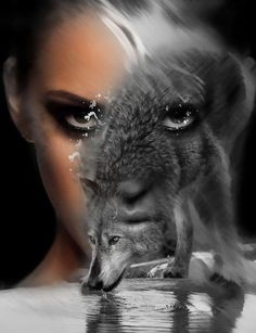 Wolf love art fantasy wolves 29 Ideas for 2019 Wolf Images, Wolf Pictures, Fantasy Wolf, Fantasy Art, Wolf Hybrid, Wolves And Women, Wolf Artwork, Wolf Love, Beautiful Wolves