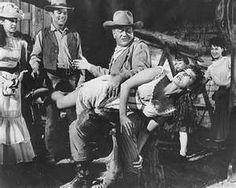 McClintock.....my dads favorite John Wayne movie