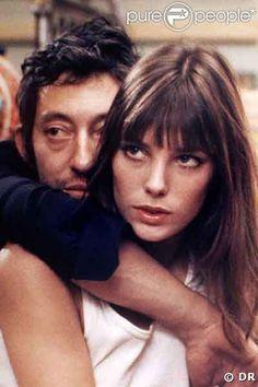 Jane Birkin et Serge Gainsbourg dans Cannabis