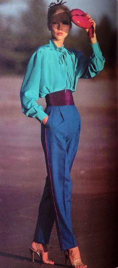 Vintage fashion 1979