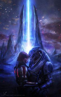 Garrus Shepard