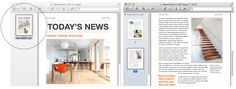 How to merge PDF documents / move pages between documents on Mac! This is such a cool feature I never knew about! Graphic Design Typography, Floor Plans, Pdf, Cool Stuff, Macbook Air, Tech, Home Decor, Decoration Home, Room Decor