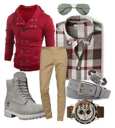 stay calm I'm a professional by jeffrie-st-james on Polyvore featuring polyvore MANGO Dsquared2 Diesel Ray-Ban Burberry Platadepalo mens men men's wear mens wear male mens clothing mens fashion