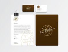Papelería Corporativa diseñada para Cerveses Alfama #diseñográfico #GraphicDesign #Logo #LogoDesign #diseñovalencia