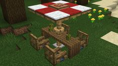 Minecraft House Tutorials, Cute Minecraft Houses, Minecraft Room, Minecraft Plans, Minecraft House Designs, Amazing Minecraft, Minecraft Blueprints, Minecraft Crafts, Minecraft Furniture