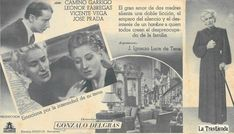 La Condesa Maria - Programa de Cine - Lina Yegros - Rafael Durán