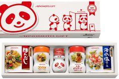 アジパンダBOX入バラエティ調味料ギフト