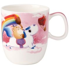 Taza grande infantil con asa Lily in Magicland Hamster, Villeroy, Lily, Mugs, Tableware, Pretty, Printed, Medium, Products