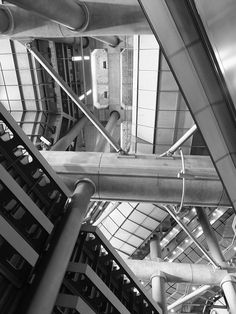 Westminster Abstraction - a collection of abstract photographs by Failing_Angel ( of the interior of Westminster Station, London. For more pictures from Abstract Photos, Abstract Art, Westminster Station, Utility Pole, Angel, Interiors, London, Architecture, Pictures