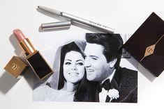 Taking wedding inspiration from Pricilla Presley