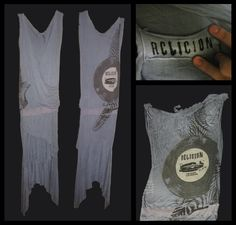 Religion, long dress with print. Size:8-10, $20. #sale #fashion #designer #apparel #nightout